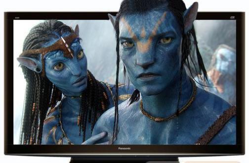 Rechte für Avatar 3D Blu-ray