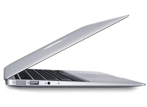 Apple Macbook Air Seitenansichten