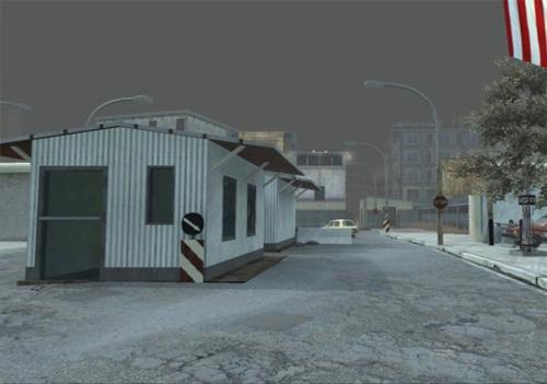 Berliner Mauer virtuell