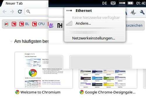 chrome os overview ethernet