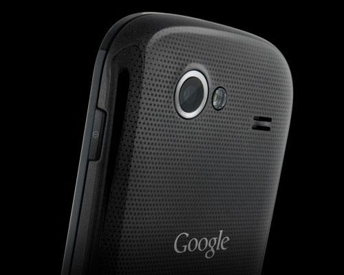 Google Nexus S Kamera