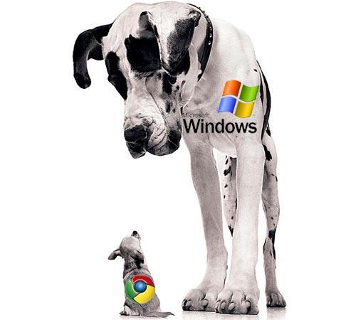 Google OS oder Windows