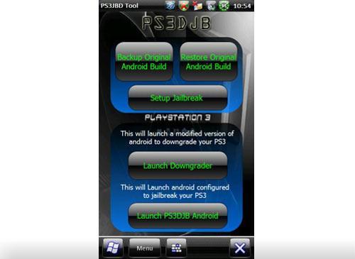 htc hd2 jailbreak playstation3