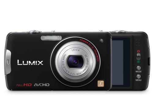Panasonic Lumix DMC-FX700EGK Digitalkamera