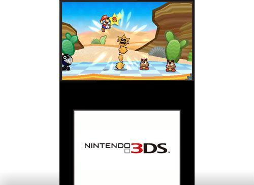 paper rmario 3DS