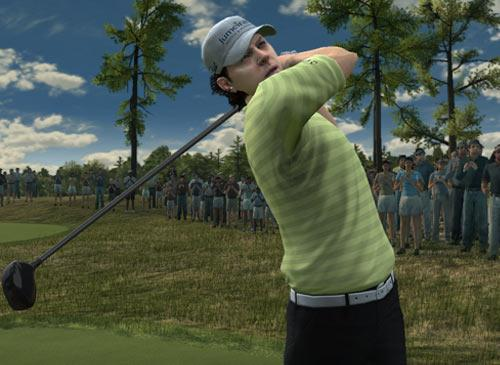 Tiger Woods PGA Tour 2012