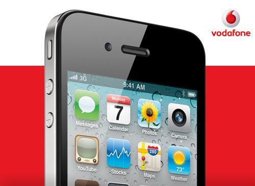 Apple i phone 4 vodafone