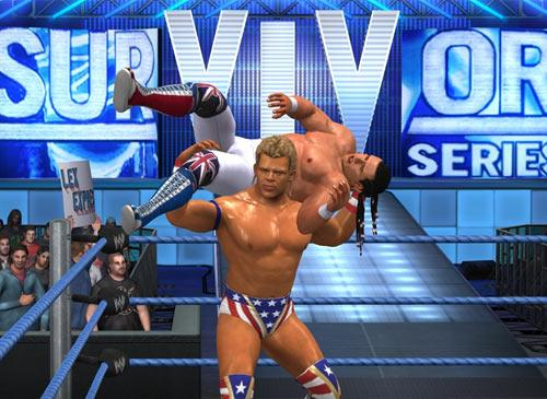 WWE SmackDown vs. RAW 2012