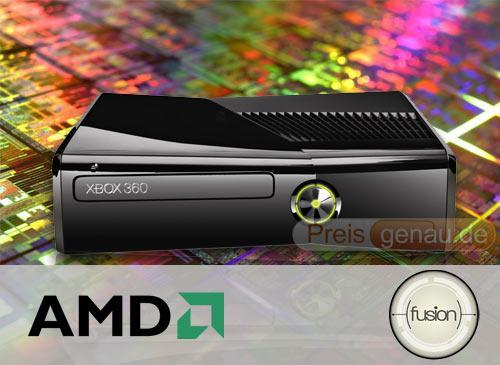 xbox amd fusion