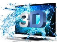 3D-Fernseher ohne Brille: Toshiba zeigt