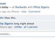 Facebook verkauft deine Status-Updates …