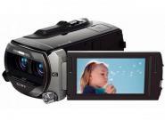 Full-HD 3D Camcorder von Sony