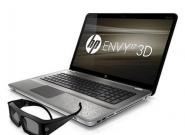 3D Notebooks: HP Envy 17