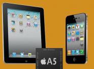 iPhone 5 und iPad 2