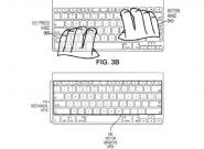 Apple Patent: Keyboard mit integrierter
