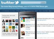 Twitter: 40% aller Tweets werden