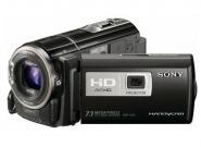 Sony Full-HD Camcorder mit integriertem