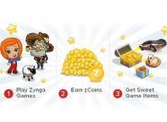Facebook: Neue zCoins Punkte für