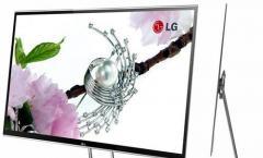 Dünnster OLED-Fernseher der Welt mit