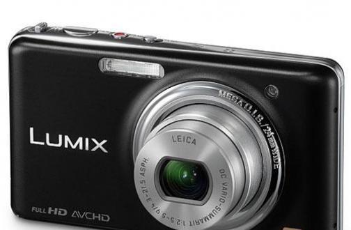 Neue Panasonic Lumix Digitalkameras mit