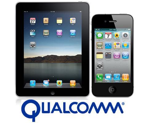 iPad iPhone mit Qualcomm Chipsatz