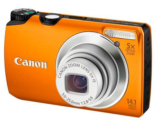 Canon PowerShot A 3200 IS