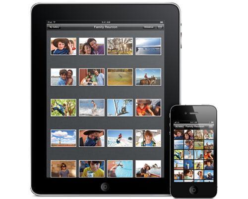 iOS 4.3 Screenshot