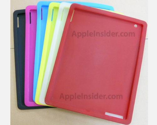 iPad 2 Schutzhüllen verschiedene Farben