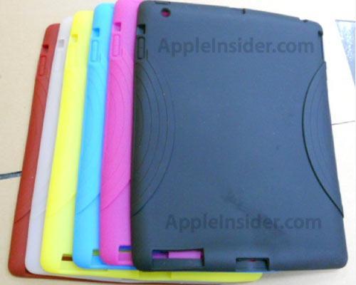 iPad schutzhüllen rückseite mehrere Farben