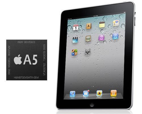iPad und A5 Chip