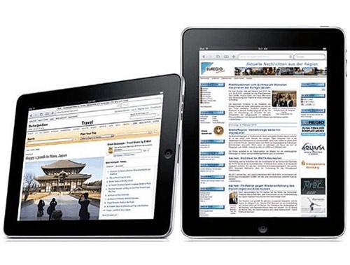 iPad-Zeitung