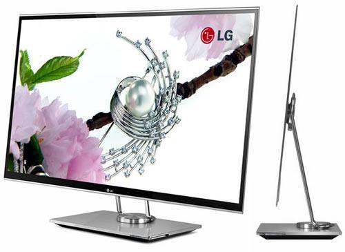 LG OLED Fernseher 2,9mm