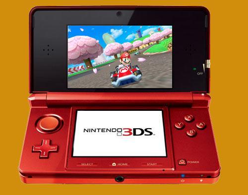 Nintendo 3DS Mariocard