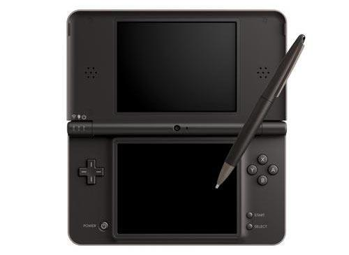 Nintendo DSi Schwartz