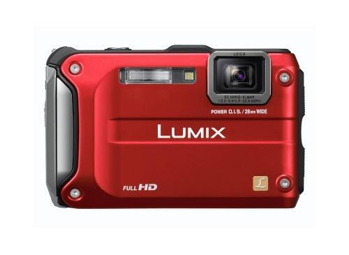 Panasonic Outdoorkamera in Rot