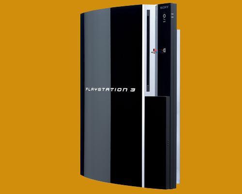 Playstation 3 Stehend