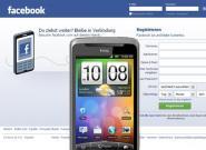 Facebook Handy: Wenn Gerüchte ihr