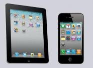 iPad 2 und iPhone 5:
