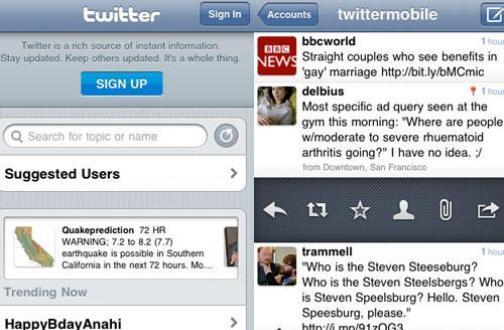 Top 10: Die besten Twitter