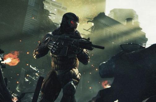 Ärgerlich: Volles Crysis 2 Spiel