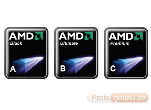 AMD Neue Prozessor bezeichnungen