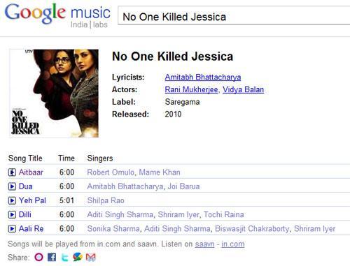 Bollywood-Musik