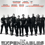 The Expendables Cover