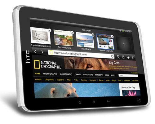 HTC Flyer TabletPC