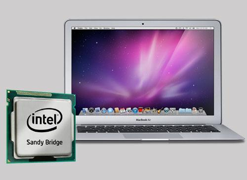 MacBook Air Intel Sandy Bridge