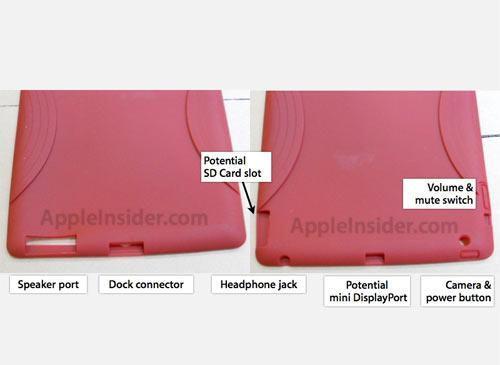 iPad 2 neue anschlüsse