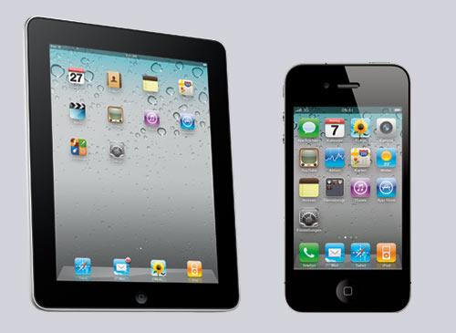 iPad 2 iPhone 5G