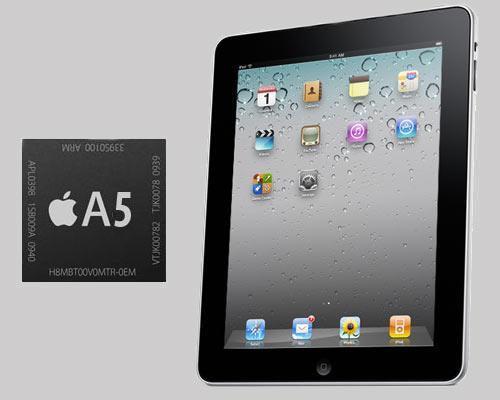 iPad2 A5 Chip