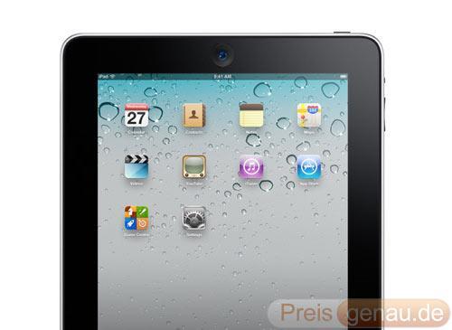iPad mit Frontkamera