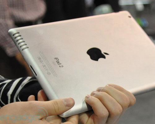 iPad 2 Rückseite